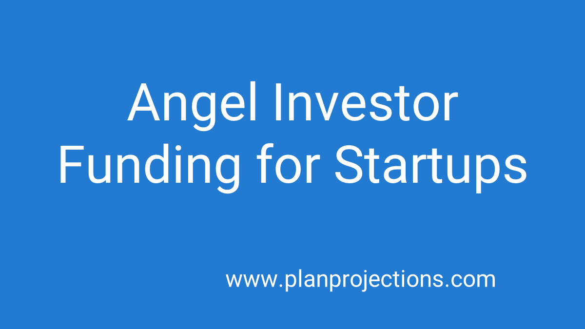 angel investor funding for startups