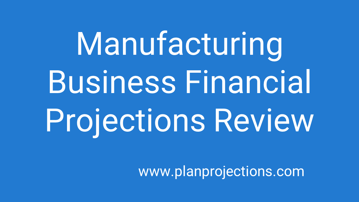 manufacturing business review